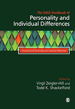 The SAGE Handbook of Personality and Individual Differences: Volume I: The Science of Personality and Individual Differences