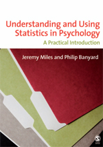 Understanding and Using Statistics in Psychology: A Practical Introduction: Or, How I Came to Know and Love the Standard Error
